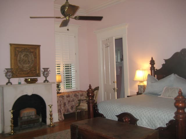 Magical stay at The Fairfax House B&B