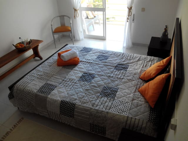 BBB Rooms 2 - Bed, Bath and Blue Sky LAGOS
