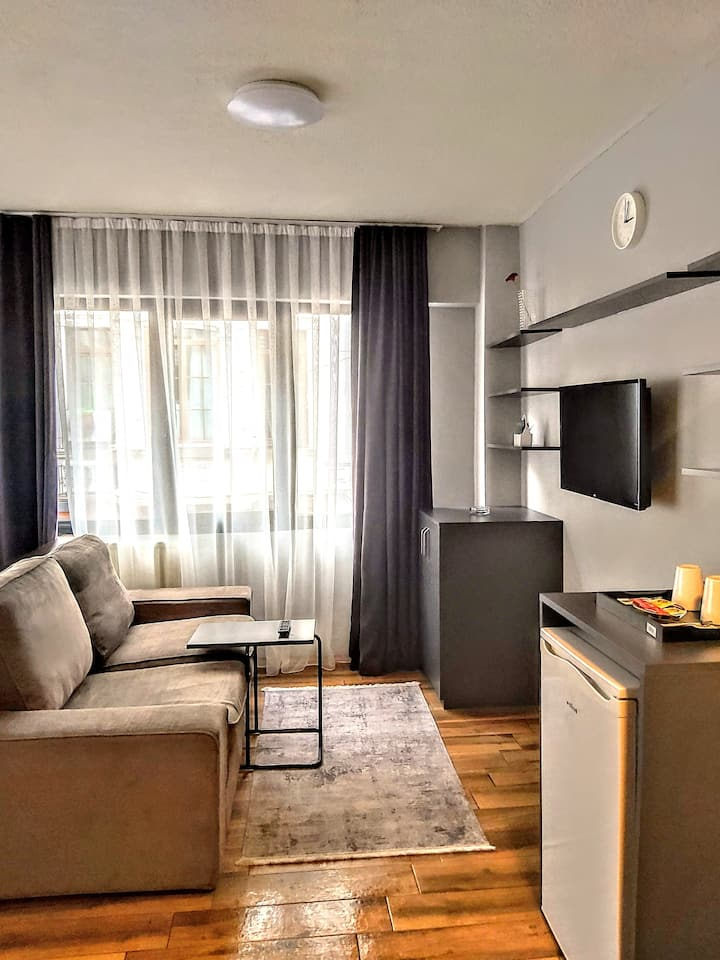 Taksim City Center Cozy Flat 4