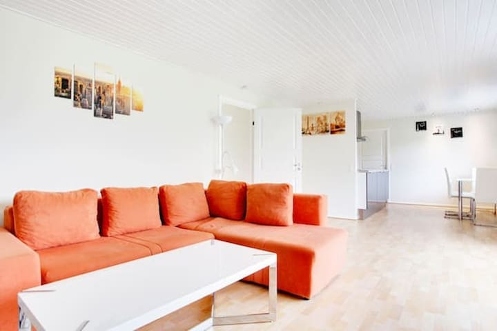 Private room in Silkeborg - Silkeborg - Huis
