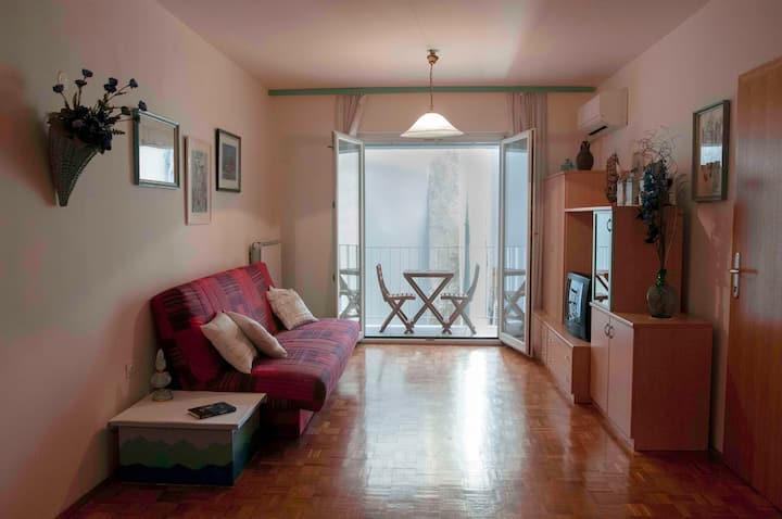 Spacious apartment 10 steps from the Piran sea