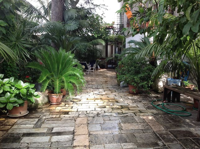 Casa al mare con giardino - Bacoli - Huis