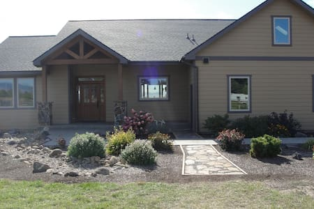 Equine Dreams Room - Ellensburg Ranch Home