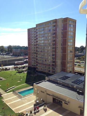 Fantástico departamento Amoblado - Concepción  - Apartamento