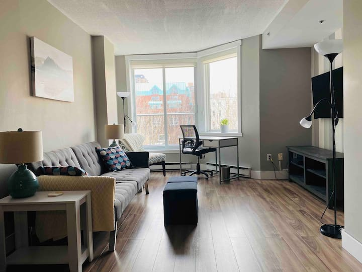 Furnished Condo on the Waterfront Downtown