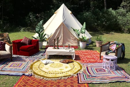 "Wombarra Springs Glamping  ""rainforest by the sea"" - Wombarra"