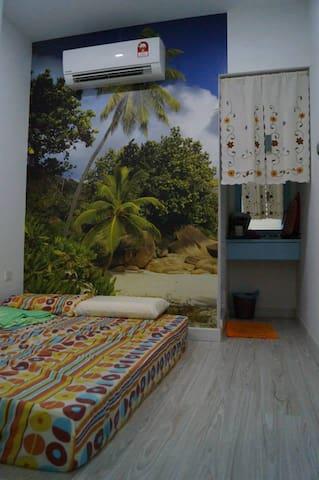 这是一家位于 马来西亚 邦咯岛上的 海边民宿 - Pangkor