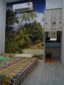 这是一家位于 马来西亚 邦咯岛上的 海边民宿 - Pangkor - Ubytovna