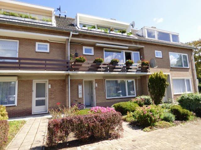 Apartment only 300 m from the beaches of Cadzand