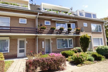 Apartment only 300 m from the beaches of Cadzand - Cadzand - Condomínio