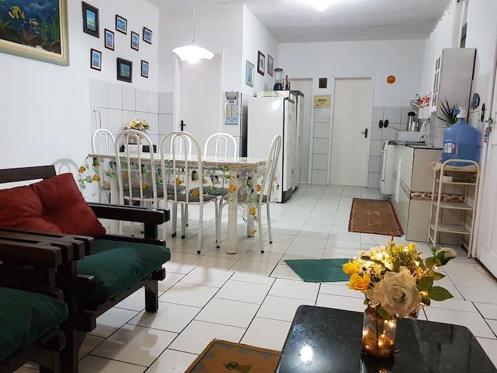 Casa dos Praieiros Barra do Camacho, Jaguaruna SC