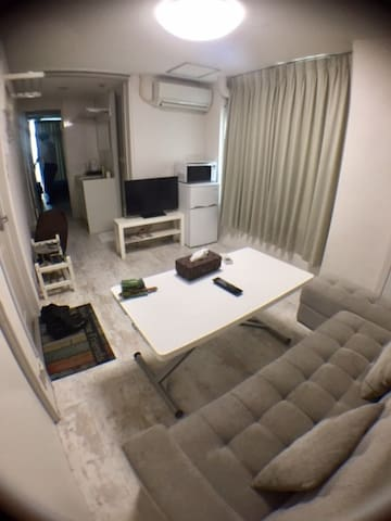 Modern &  Spacious Accommodations in Kichijoji