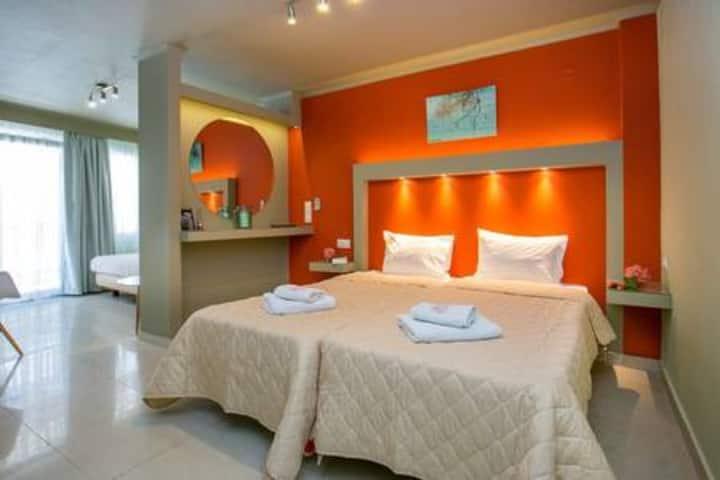 Central Thassos apartment 2