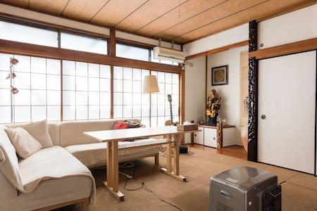 Zen house near Bujinkan Honbu Dojo - Noda-shi