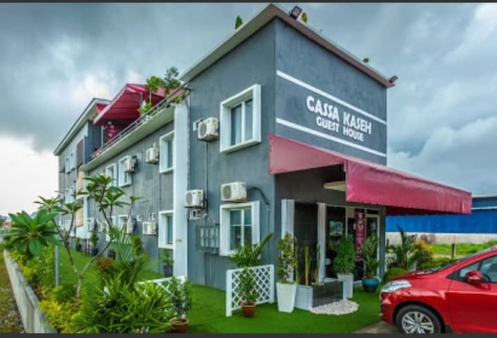 Cassa Kaseh Guest House Private Room 1st floor A