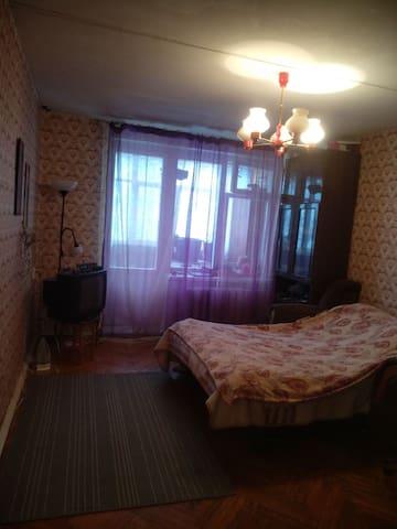 Шикарная квартира на берегу озера Сенеж