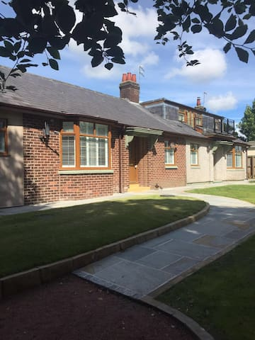 Cottage 1 Hurlston Hall - Ormskirk - Casa