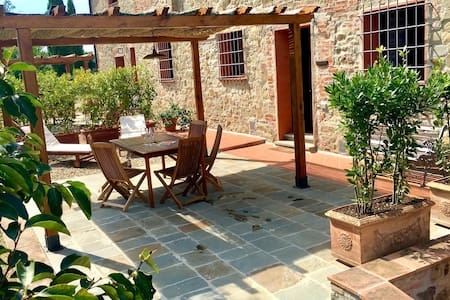 Agritourism in Chianti with pool  - Greve in Chianti - Apartment - 1