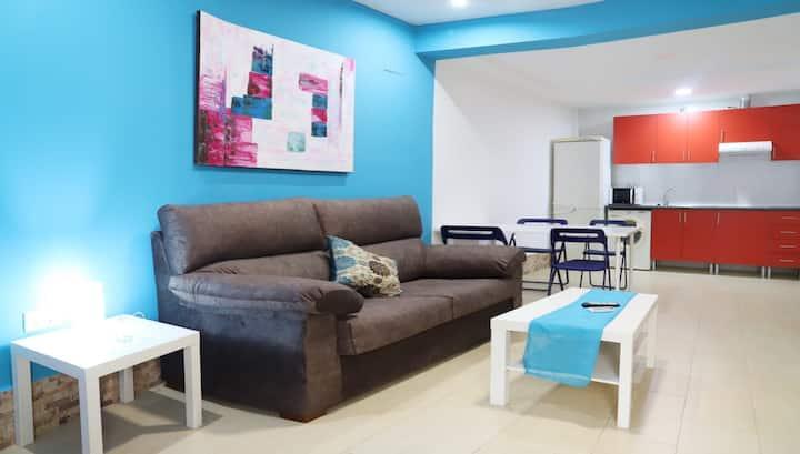 Apartamento D en Cordoba capital y wifi gratis