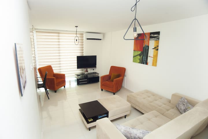 New 2 Bedrooms apartment in center of Kyrenia