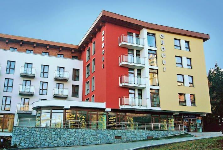 Apartman Crocus Strbske Pleso - Vysoké Tatry - Apartamento