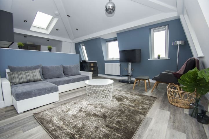 ⭐City centre loft apartment⭐ Near Brighton Centre