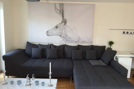 Moderne Designerwohnung - Arnsberg