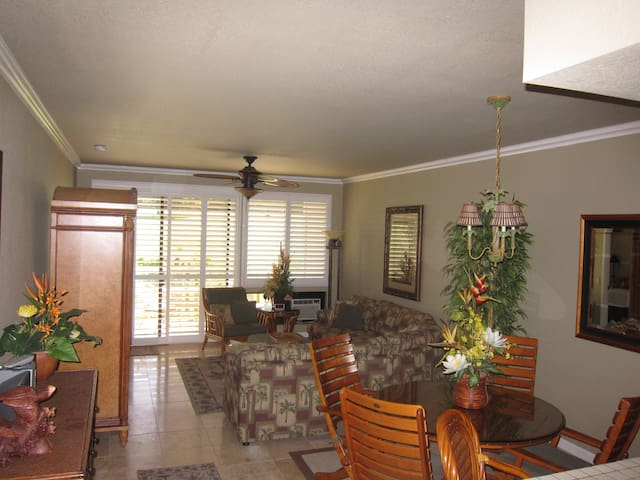 Wailea Villa, quiet and serene! - Wailea-Makena - Condominio