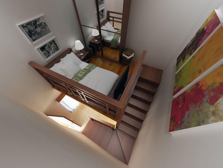 Excecutive suites room (25 m2)