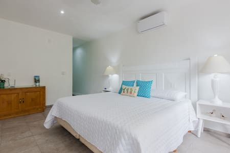 New room with private bath, AA, wifi and more.