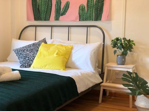 BK Hostel @ City Centre Room A - Queen Room