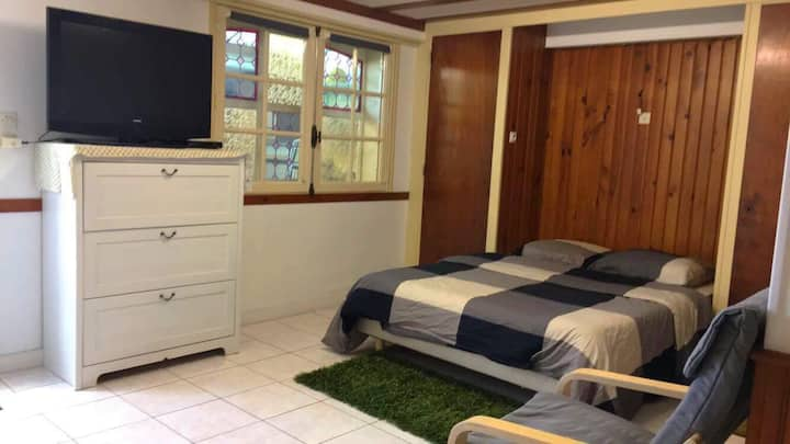 Appartement indépendant dans maison familiale