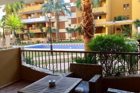 Precioso apartamento en un residencial de lujo - Torrevieja - Apartment