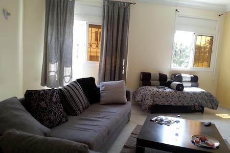 Triplex meublé 120m2 terrasse vue sur mer - Sidi Bouzid