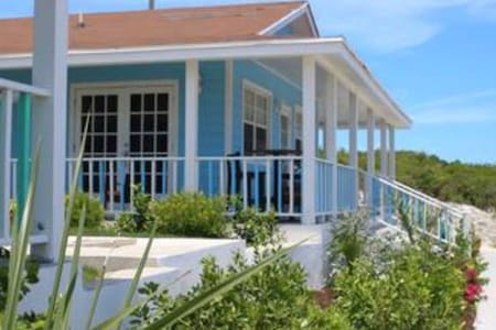 Exuma Point Beach Resort: Purple Hibiscus Seaview 2 BD Villa