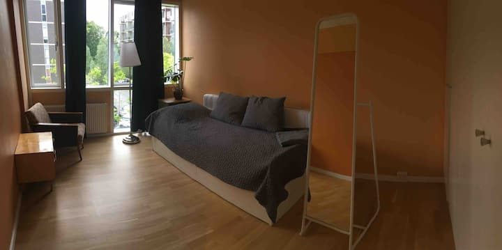 Room in a big shared apartment
