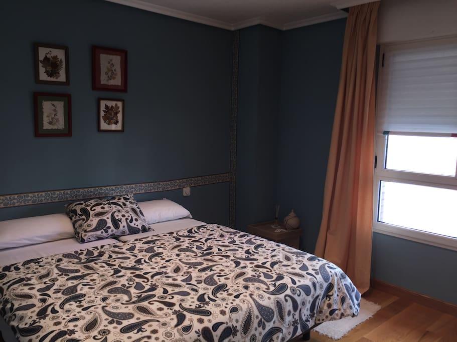 Dormitorio planta inferior