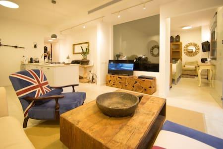 Andromeda resort patio apartment - Tel Aviv-Yafo - Wohnung
