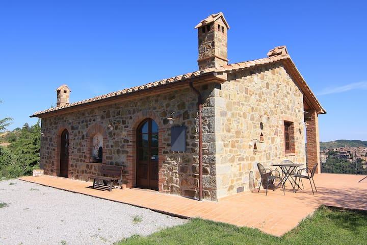 Castagnatello Estate - Noce cottage - Seggiano