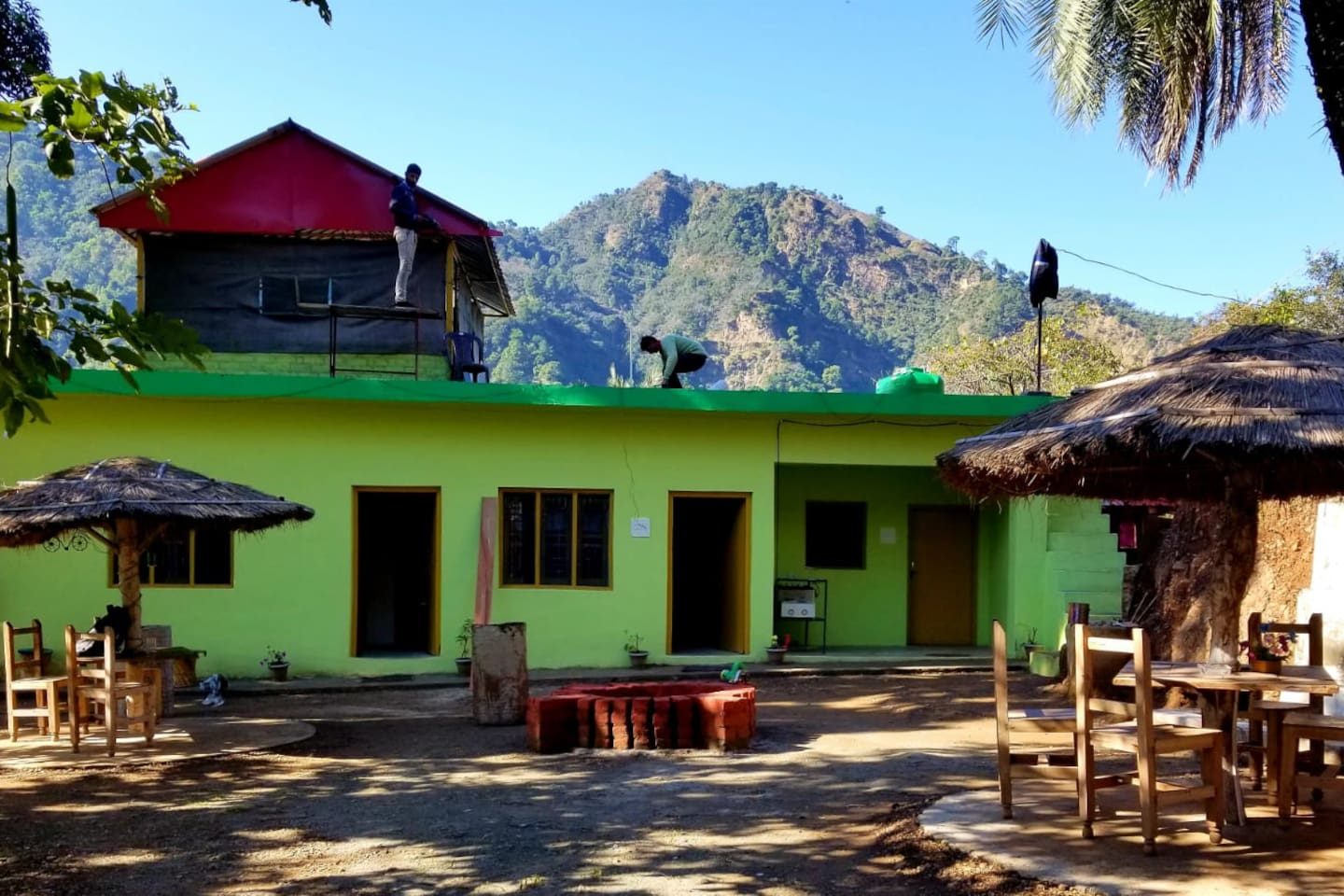 Wilderness Stay with Modern facilities