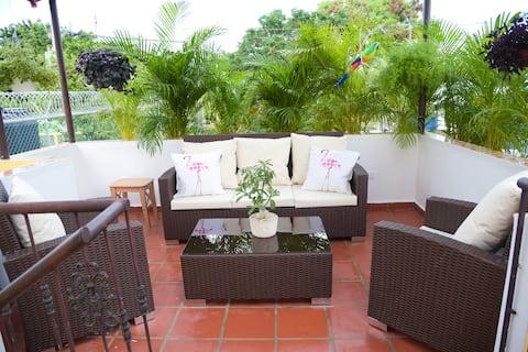 Beautiful Apt Studio in the Heart of Santo Domingo