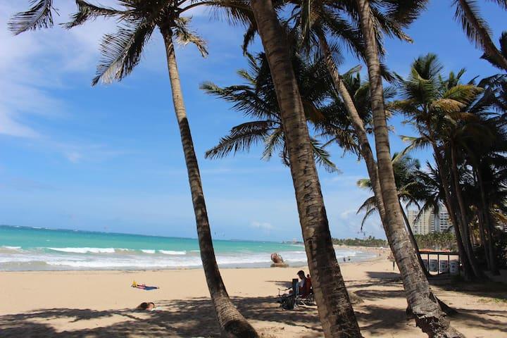 Ocean Front Condado del Mar @La Isladelencanto