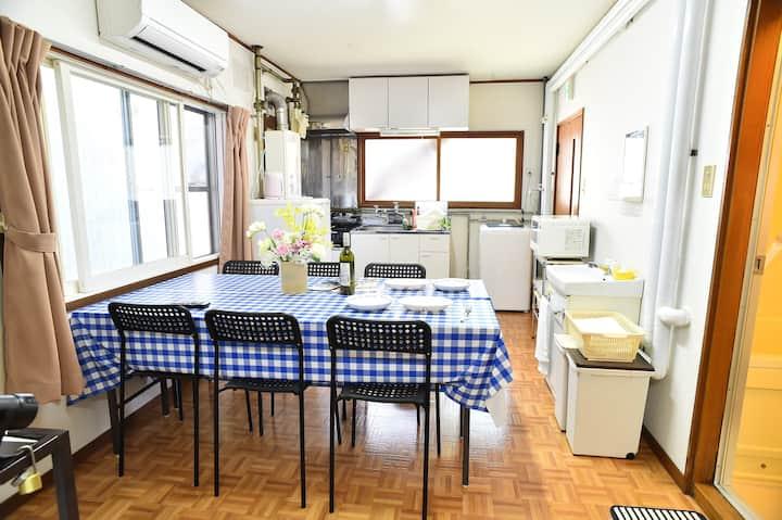 Convenient for Otaru sightsee  Under Suitengu(B)