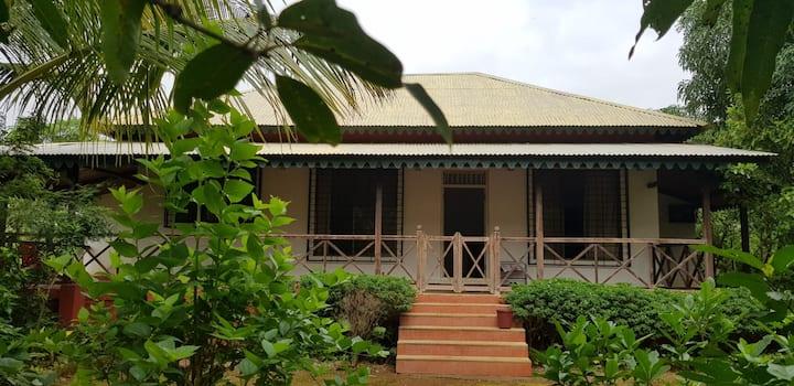Bougainville Farm House