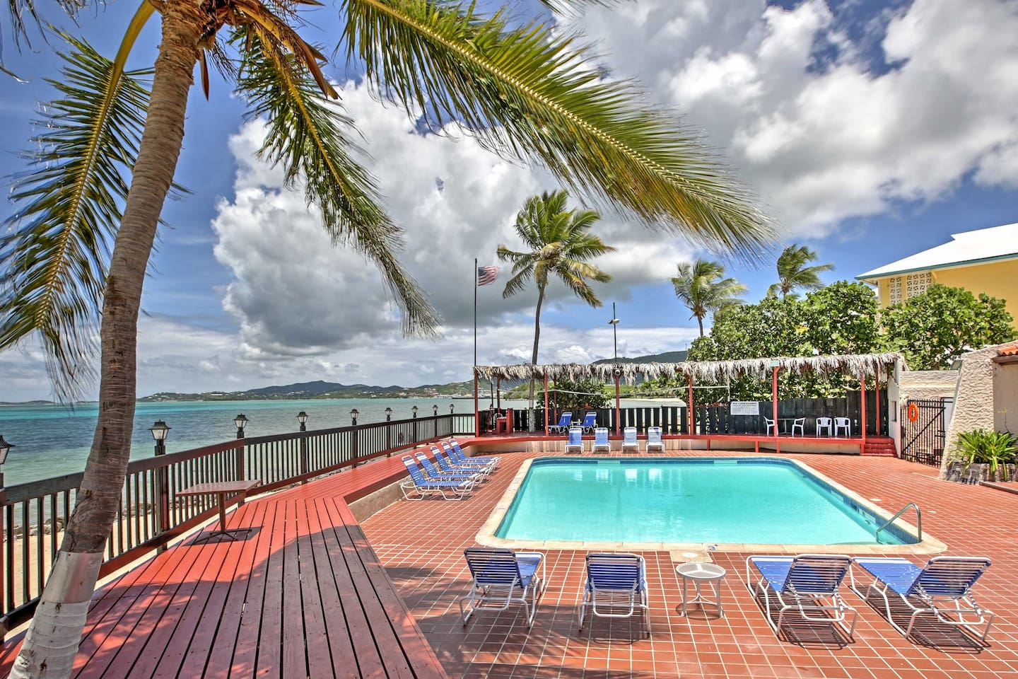 Indulge in the ultimate St. Croix experience at this Christiansted vacation rental condo!