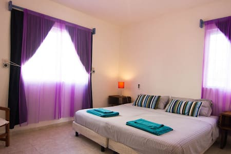 Lovely King Size Room - Playa del Carmen - Apartment