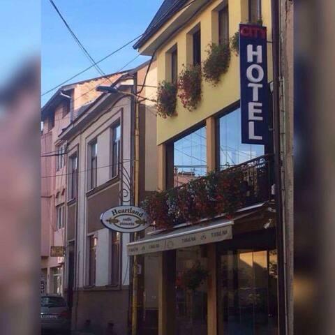 Heartland City Hotel - Tuzla - Гестхаус