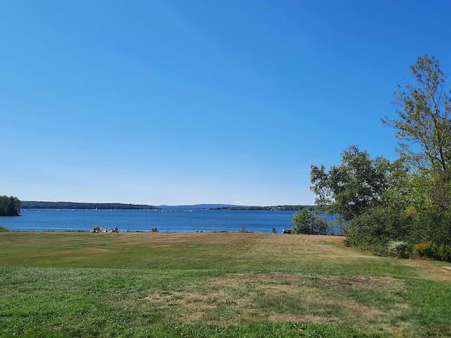 Midcoast Maine  Oceanfront Getaway!