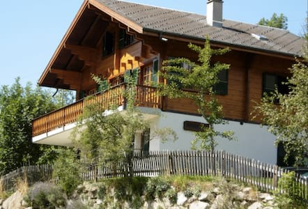 Beautiful Chalet Anne-Marie - Fiesch - Chalet