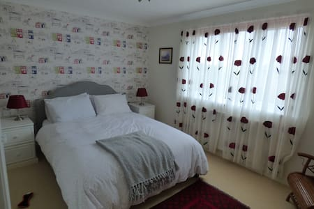 Private ensuite room in Lelant, St Ives , Cornwall - Lelant